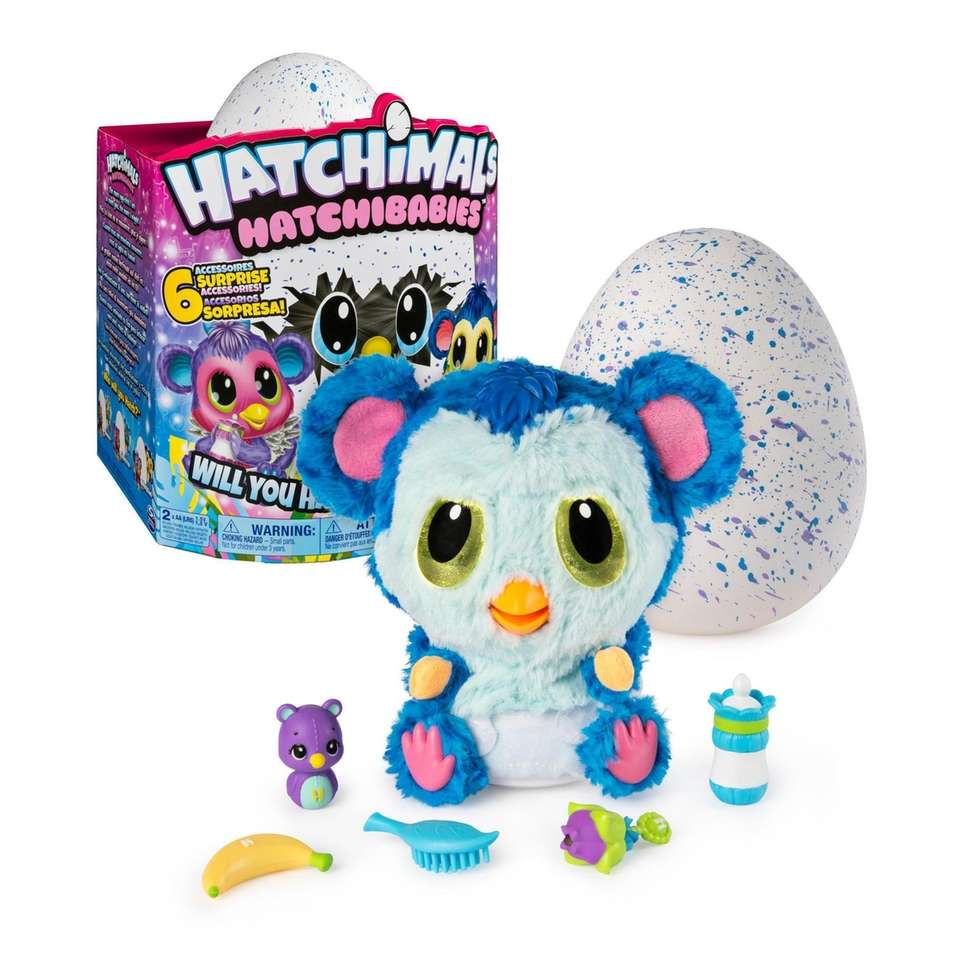 Hatchibabies from Spin Master