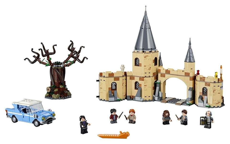 Lego Harry Potter Weeping Willow