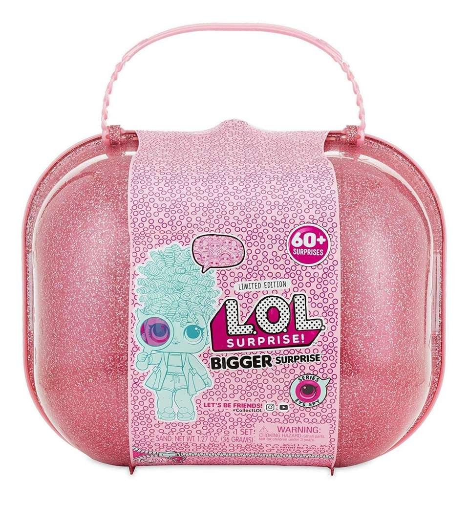 L.O.L. Surprise! Bigger Surprise from MGA Entertainment