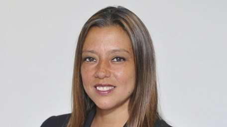 Monica Martinez of Brentwood, Democratic candidate for the