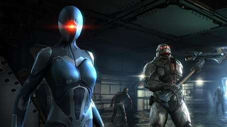 Dead Effect 2 puts players aboard a spaceship