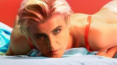 "Robyn's ""Honey"" on Konichiwa / Interscope Records."