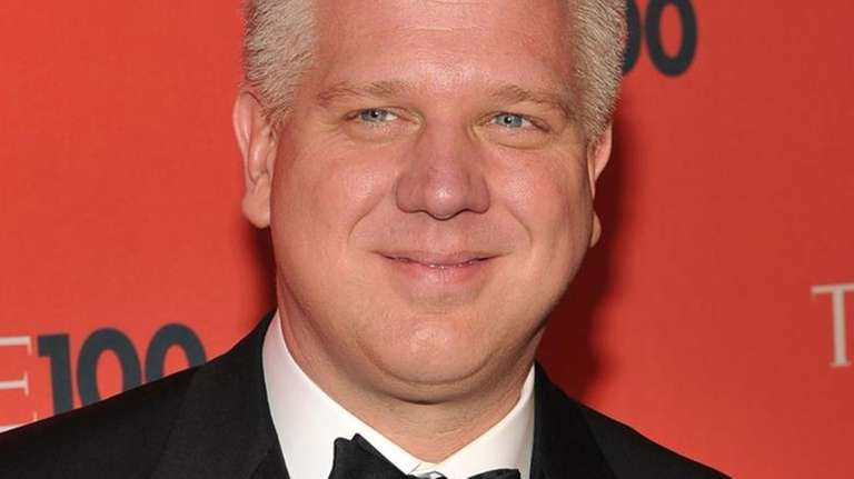 Glenn Beck attends Time's 100 most influential people