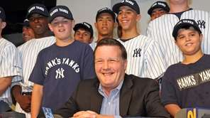 Hank's Yanks, a Long Island-based baseball team funded
