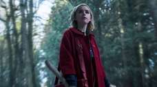 Kiernan Shipka must decide between the witch world