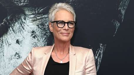 Jamie Lee Curtis attends the Australian premiere of