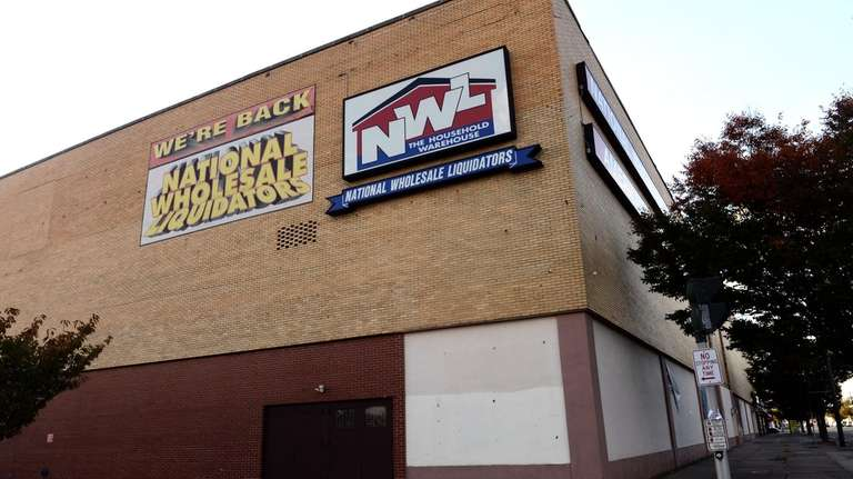 National Wholesale Liquidators is planning layoffs at the