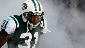 Antonio Cromartie #31 of the New York Jets