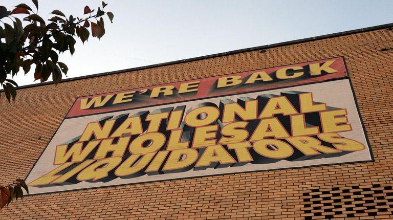 National Wholesale Liquidators, 111 Hempstead Turnpike, Wednesday October