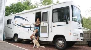 Kevin and Ashley Quiambao, who sold their Lindenhurst