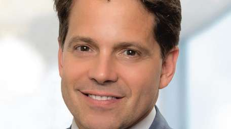 Former White House communications director Anthony Scaramucci has