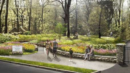 More space will be made for gardens and