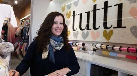 Christina Connelly, founder and owner of Tutti in