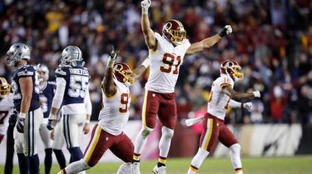 Ryan Kerrigan and the Redskins should have more