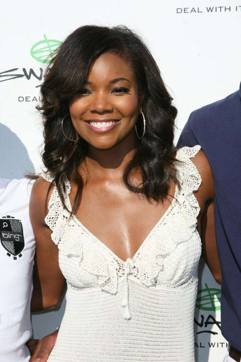 Actress Gabrielle Union at closing day of the