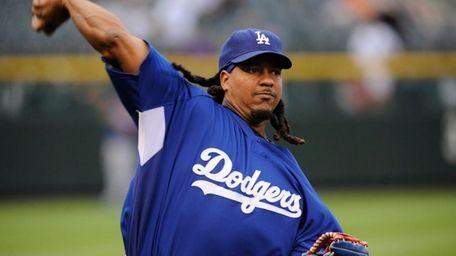 Players who like the Dodgers' Manny Ramirez may