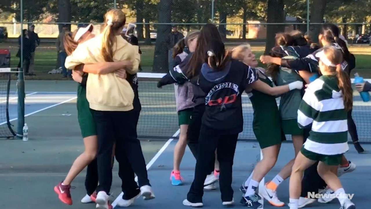 Westhampton defeated Syosset, 4-3, to win the Long