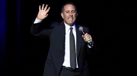 Jerry Seinfeld will renew his residency next year