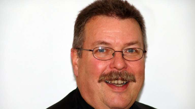 The Very Rev. Richard E. Simpson, rector, St.