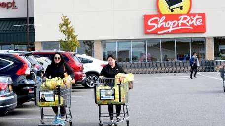 ShopRite is the anchor tenant in the retail