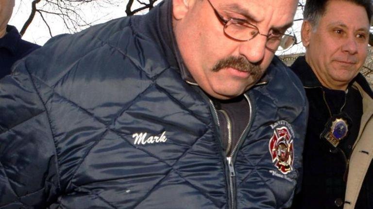 Prosecutors say Mark Barber, a Nassau County Correction