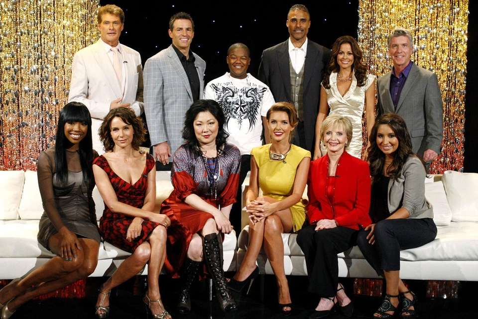 'Dancing with the Stars' new lineup of stars: