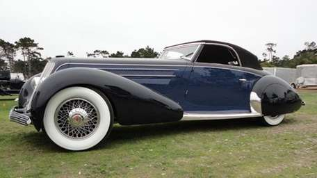THE CAR AND ITS OWNER 1930 Duesenberg Model
