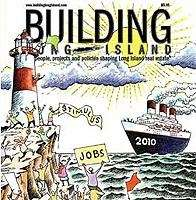 Building Long Island cover