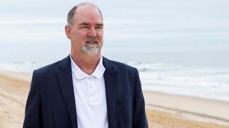 East Hampton Town Supervisor Peter Van Scoyoc on