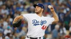 Rich Hill went 6 1/3 innings in Game