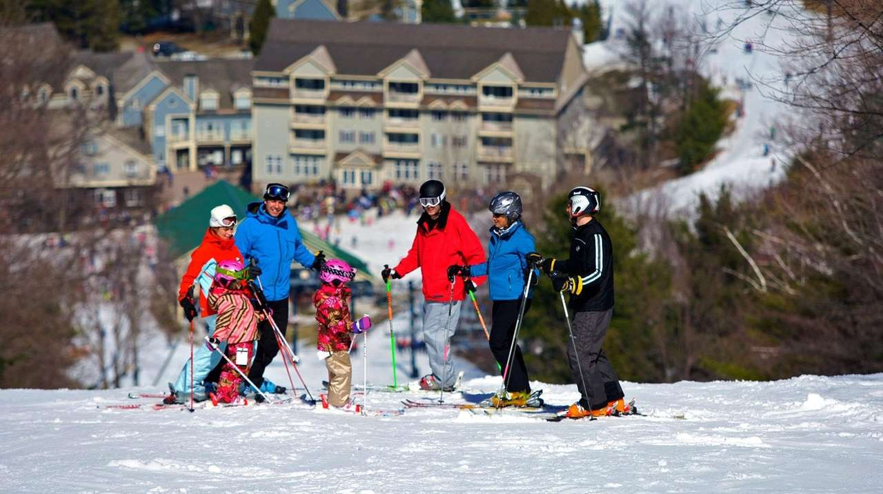 best ski resorts for beginners: learn to ski or snowboard at 8