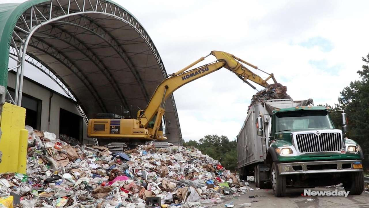 On Monday, Green Stream Recycling stopped processing recyclables at