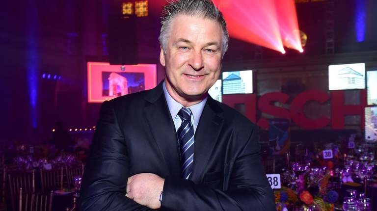 Alec Baldwin on April 16.