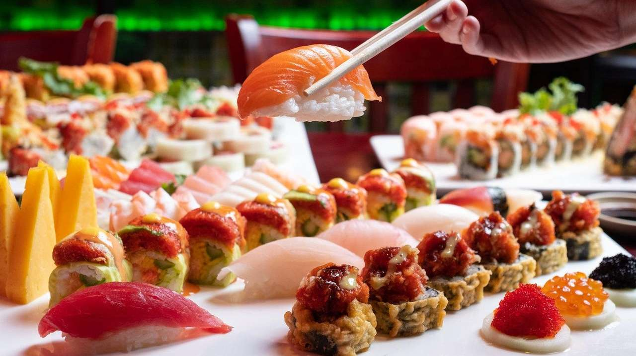 Long Island Restaurants Offering All-You-Can-Eat Sushi -8419