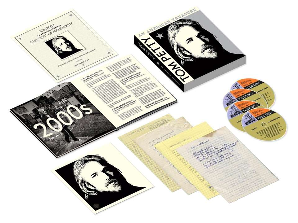 The 60-track deluxe version includes previously unreleased songs,