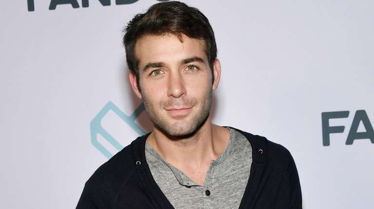 James Wolk attends the Fandom Party during Comic-Con