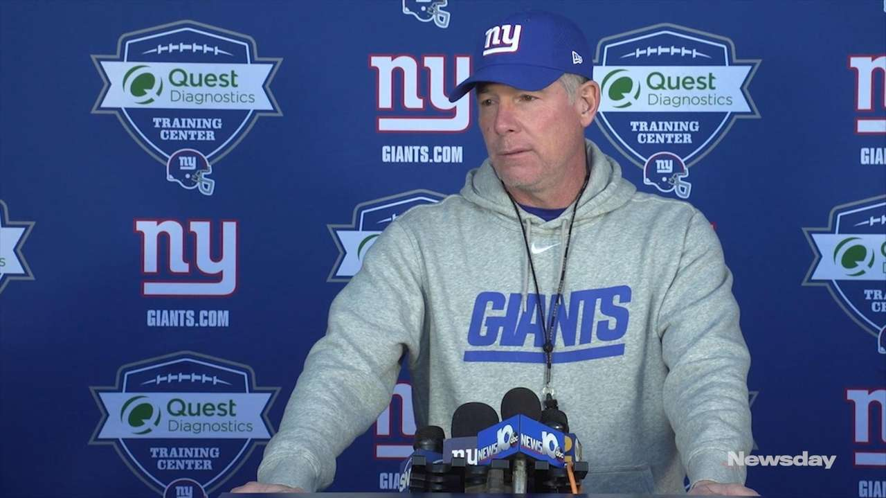 The Giants on Tuesday discussed the importance of