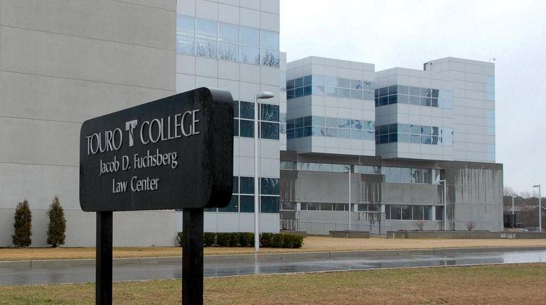 Touro Jacob D. Fuchsberg Law Center in Central