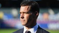 Mets new general manager Brodie Van Wagenen looks