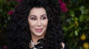 """The Cher Show,"" a new Broadway musical about"