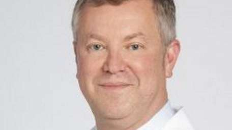 Dr. Mark Sands of Port Jefferson has been