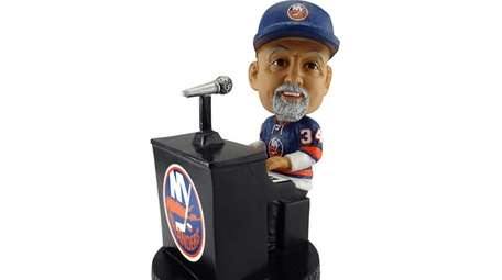 The Billy Joel bobblehead that will be given