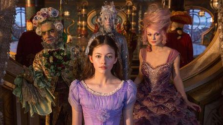 """Mackenzie Foy stars as Clara in """"The Nutcracker"""