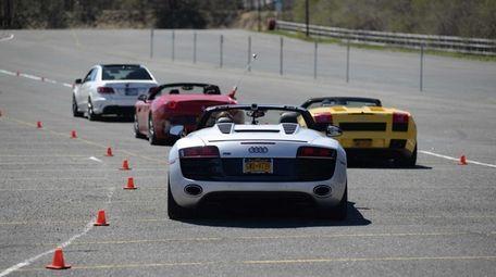 Cloud Nine Exotics in Farmingdale offers luxury car
