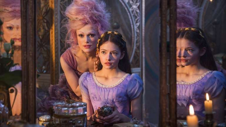 Keira Knightley is the Sugar Plum Fairy and