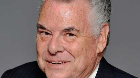 Peter King of Seaford, Republican incumbent candidate for