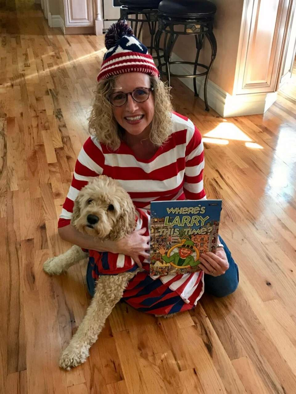 Where?s Waldo and Waldog - Happy Howloween!