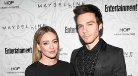 Hilary Duff and LI native Matthew Koma, welcomed