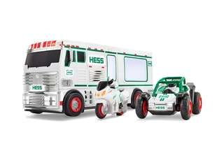 The 2018 Hess recreational vehicle with an all-terrain