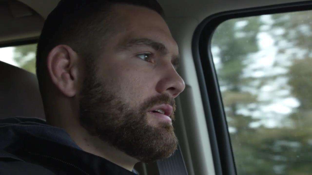 UFC middleweight Chris Weidman reflects on how Steve